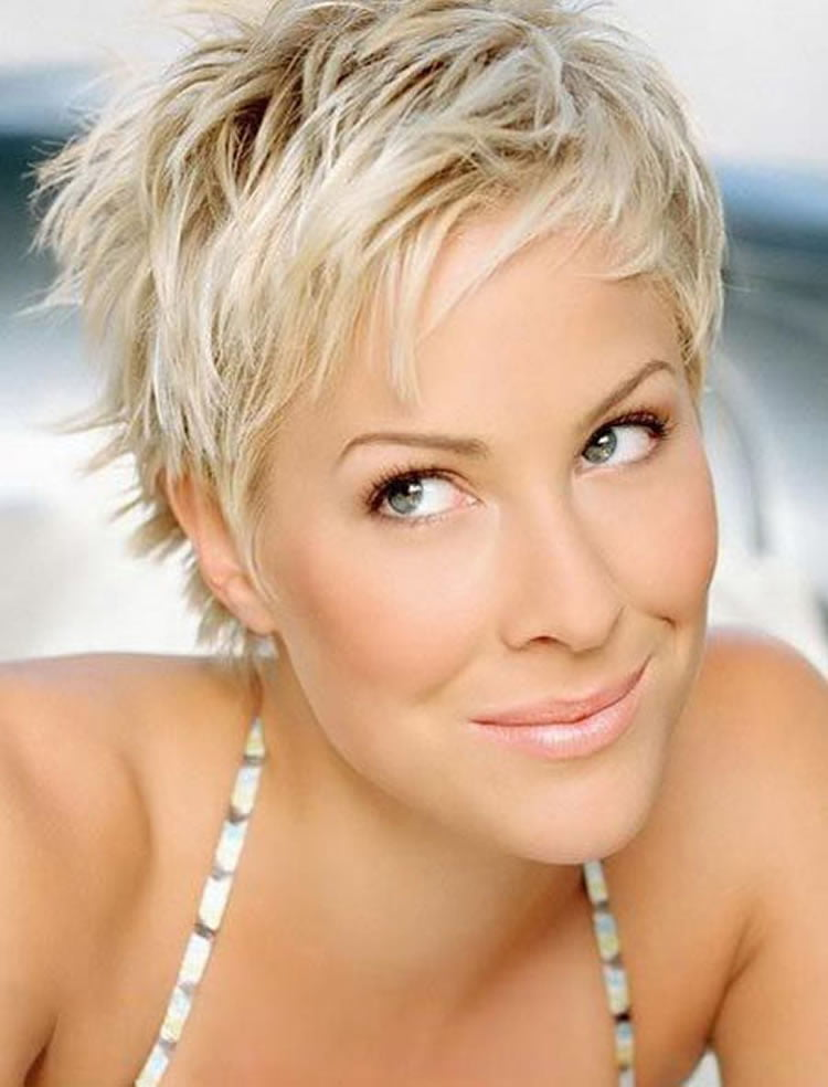 trendy short pixie haircuts for women 20182019  page 5