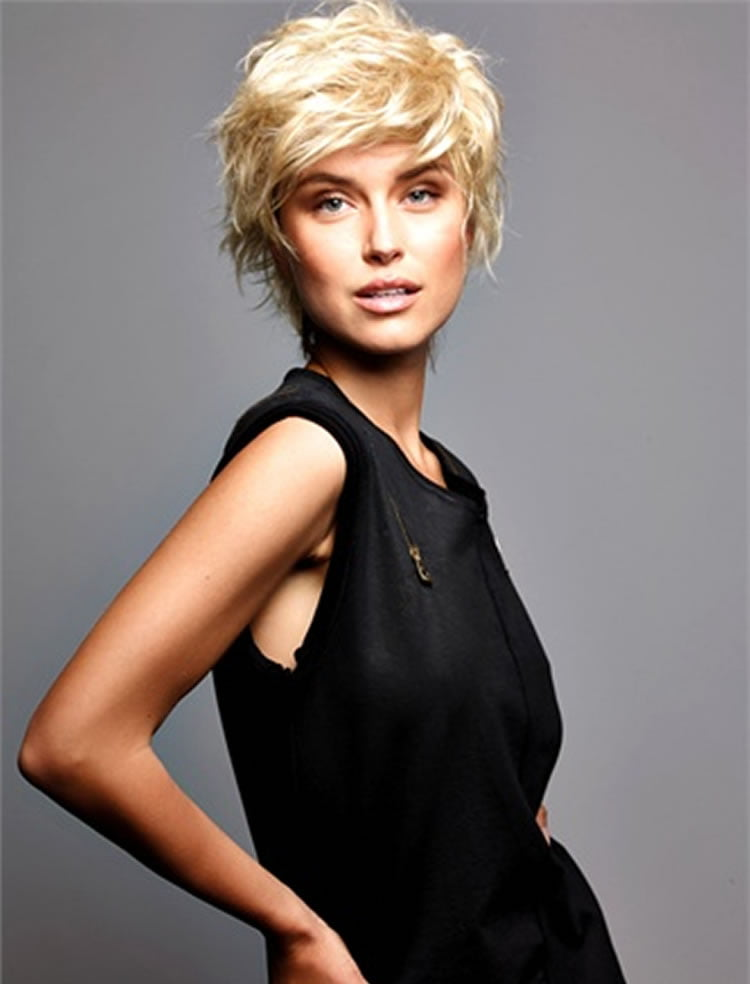 Trendy Short Pixie Haircuts for Women 2018-2019 - Page 2 ...