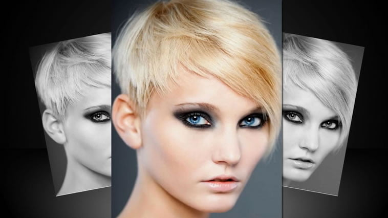 Haircuts For Women 2018 2019: Trendy Short Pixie Haircuts For Women 2018-2019