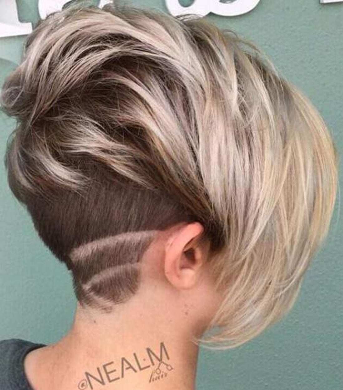 Short Undercut Bob Hairstyles Best Short Hair Styles
