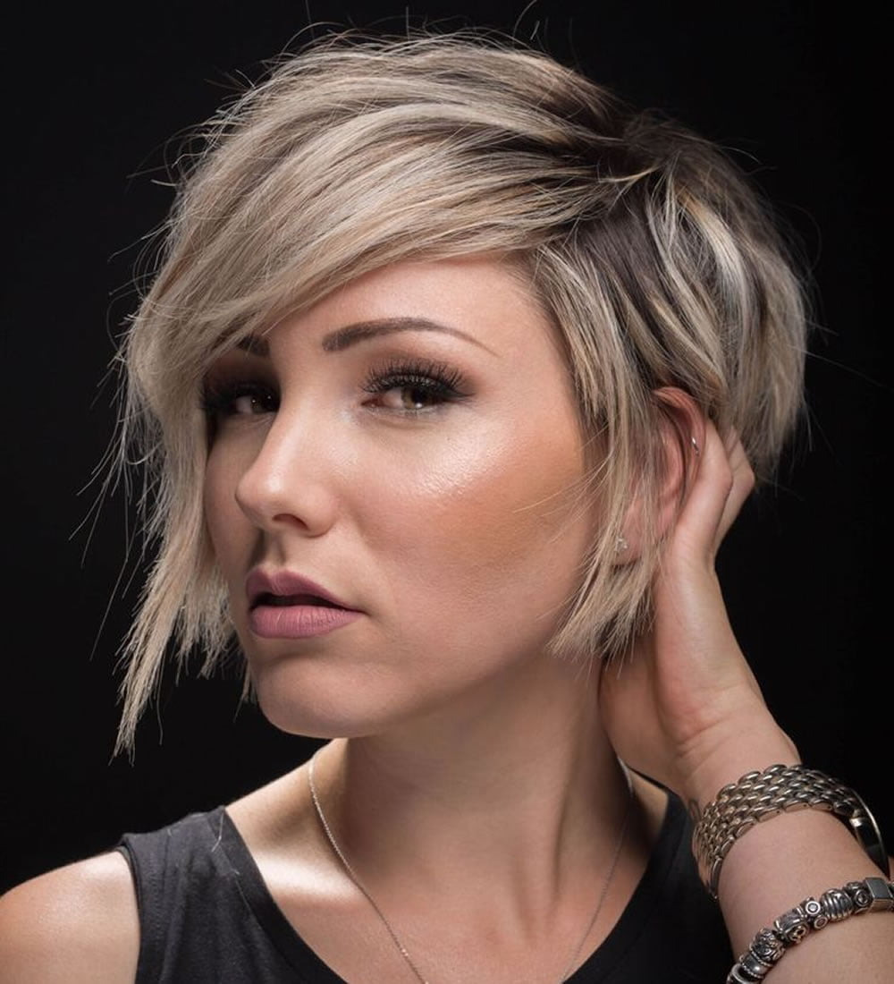 bobcut hair styles 2018 undercut bob hairstyles and haircuts for 3013