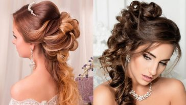 Wedding Hairstyles for Long Hair 2018-2019