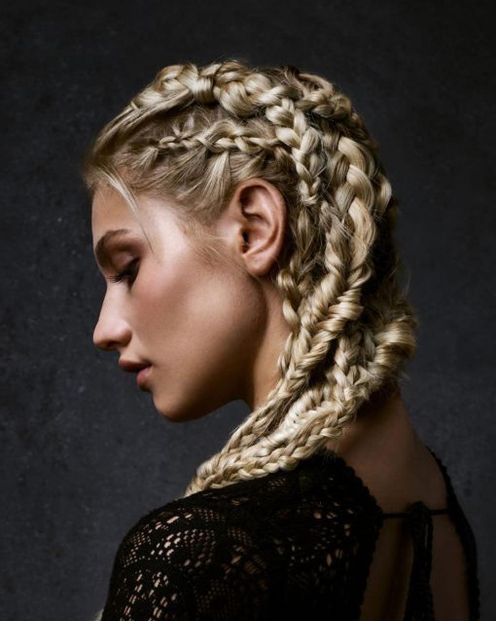 2018 braided hairstyles – 22 creative and easy braids hair ideas