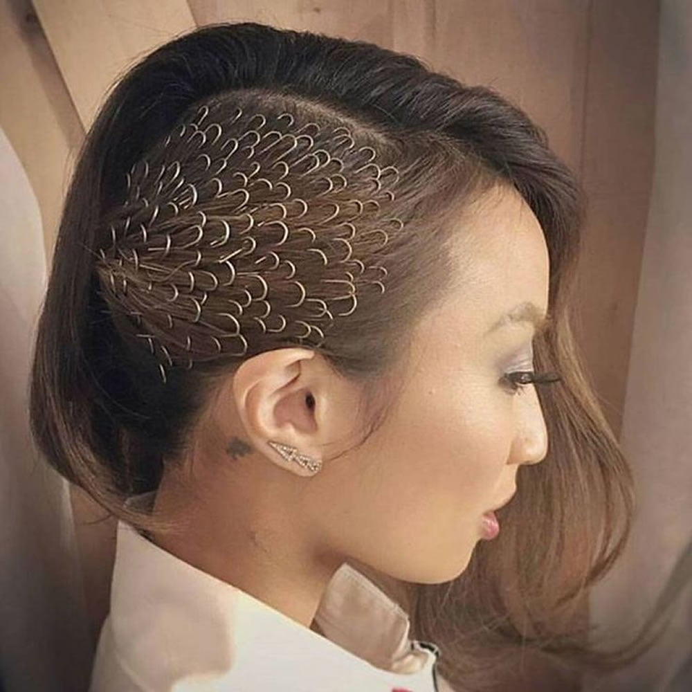2018 Extreme Hairstyles and Haircuts