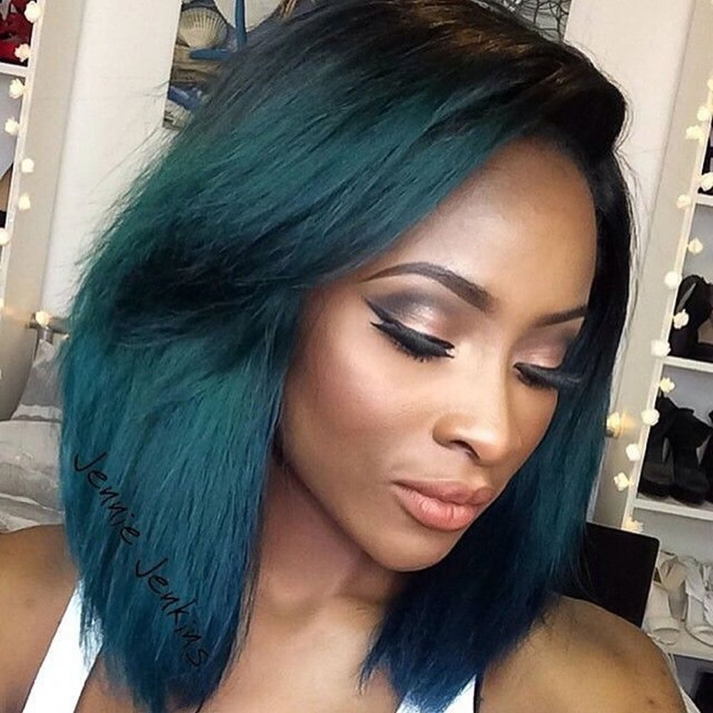 2018 Hair Color Trends For Black & African American Women