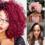 2018 Hair Color Trends For Black Women