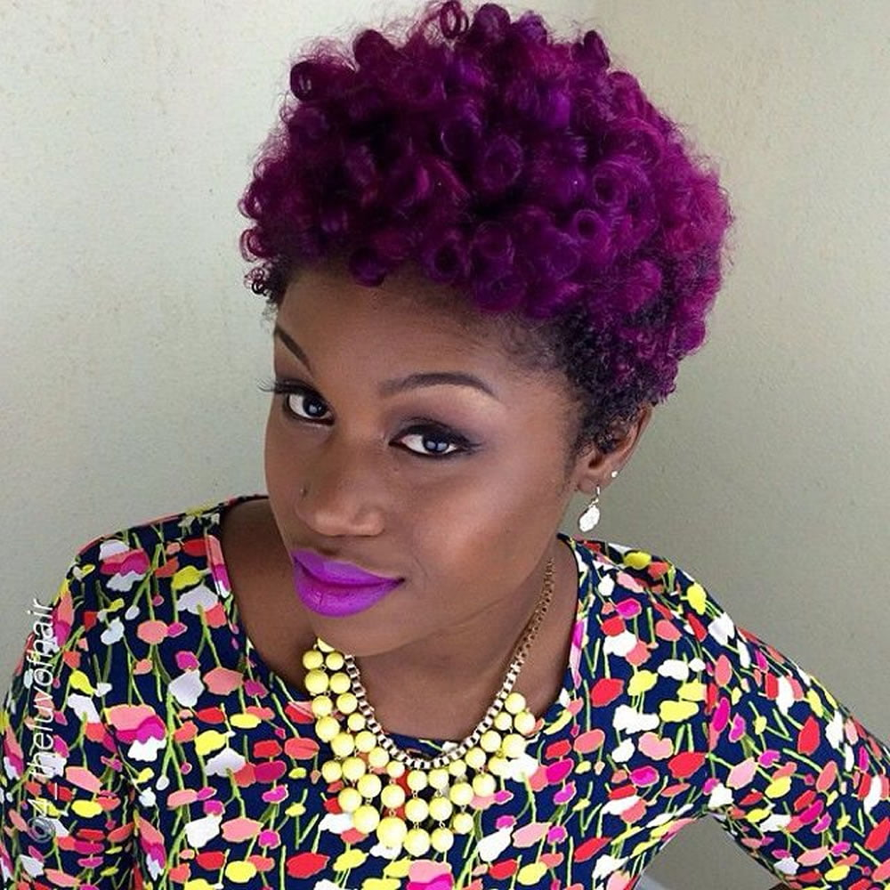 2018 Hair Color Trends For Black African American Women Page 6