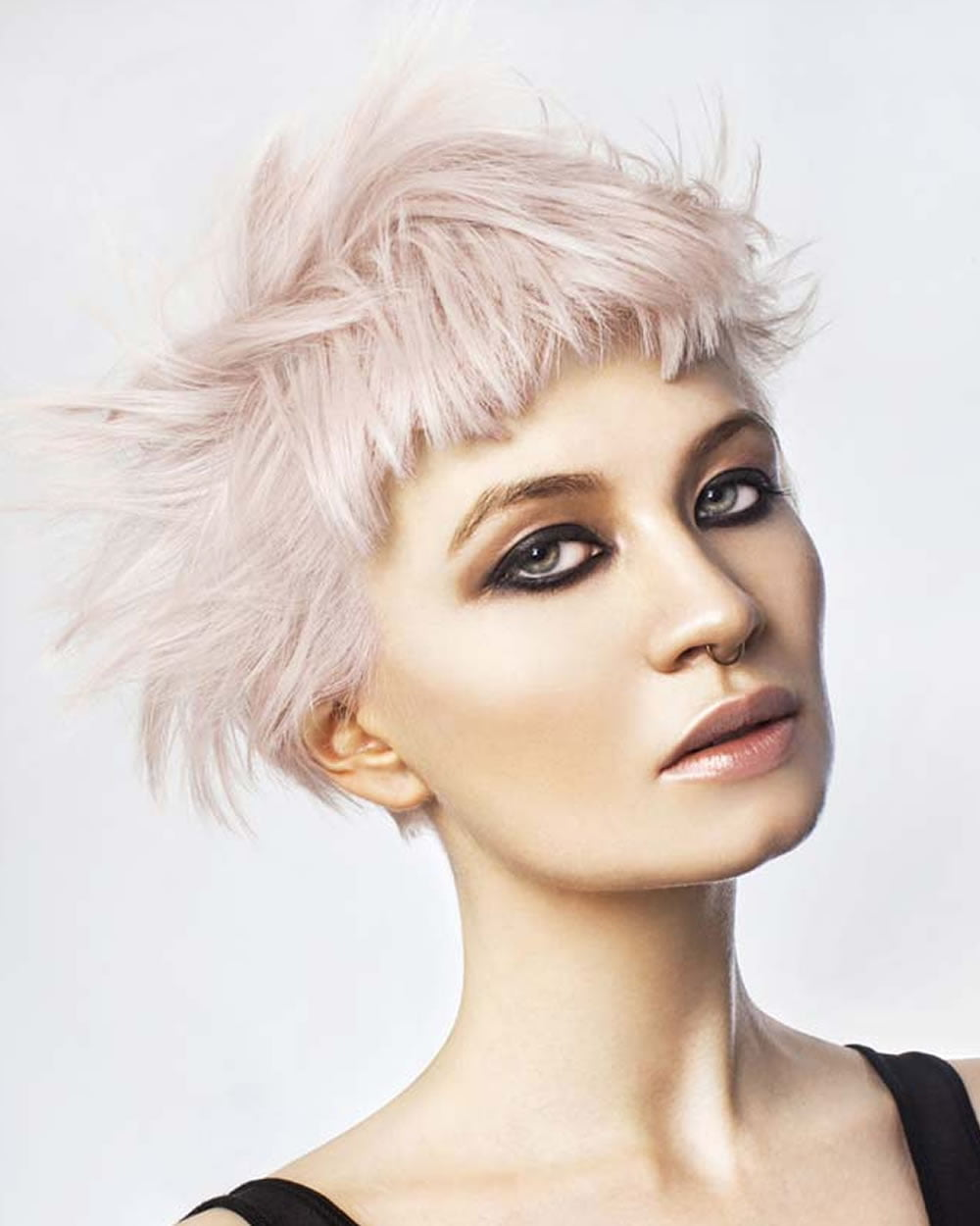 2018 Pastel Hair Colors For Short Hair Pink Blue Yellow Red Etc