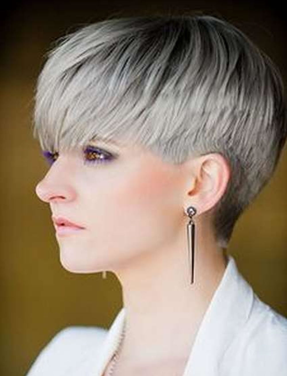 2018 Short Haircut Trends And Hair Colors For Female Page 5