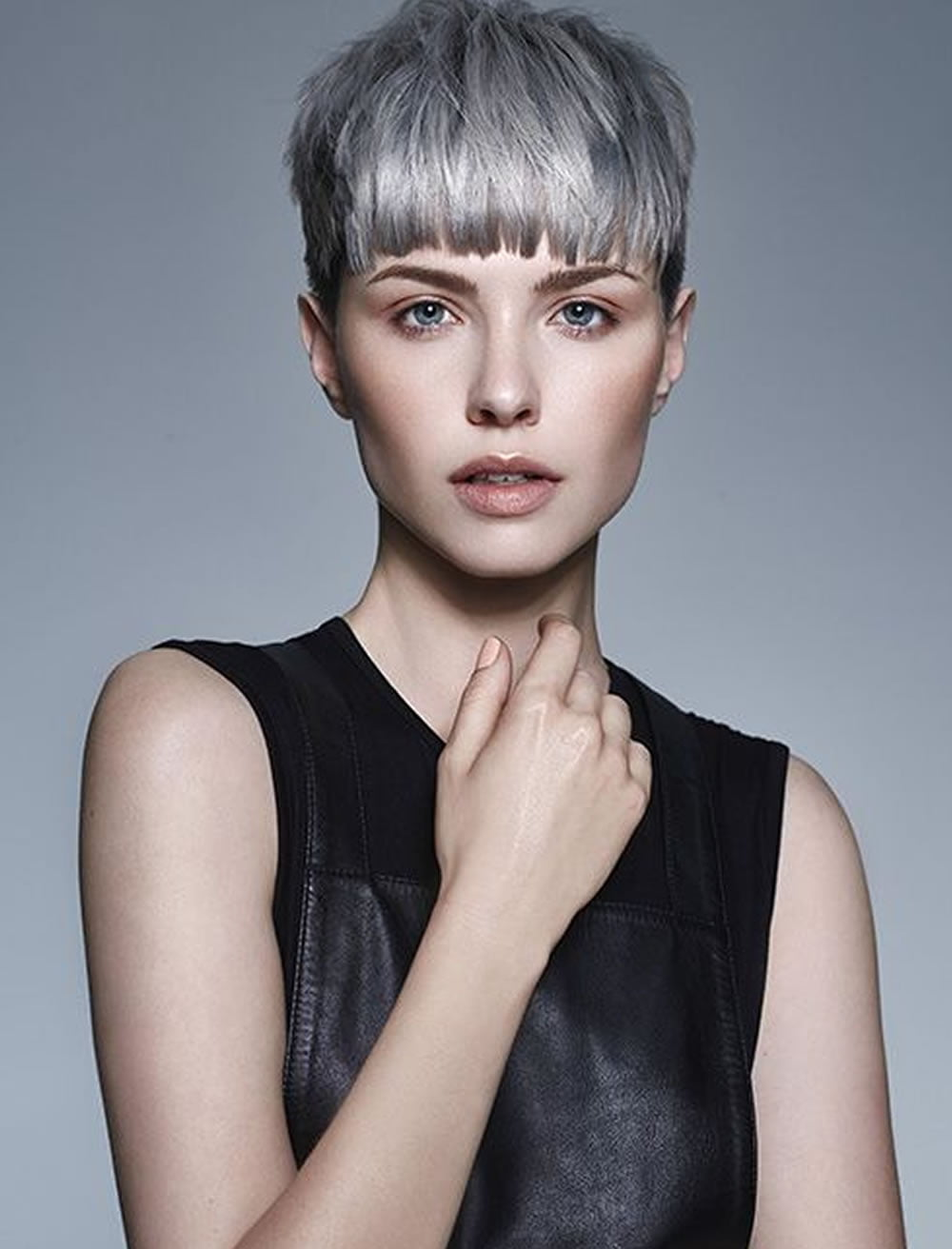 2018 short haircut trends and hair colors for female – page 10