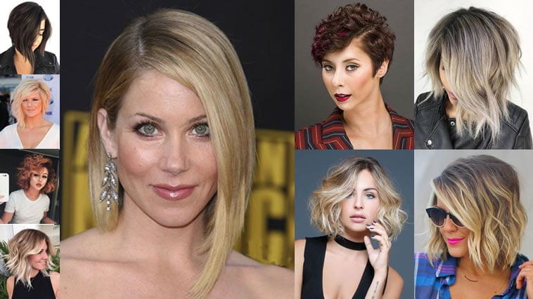 2018 Short Haircuts and Hairstyles