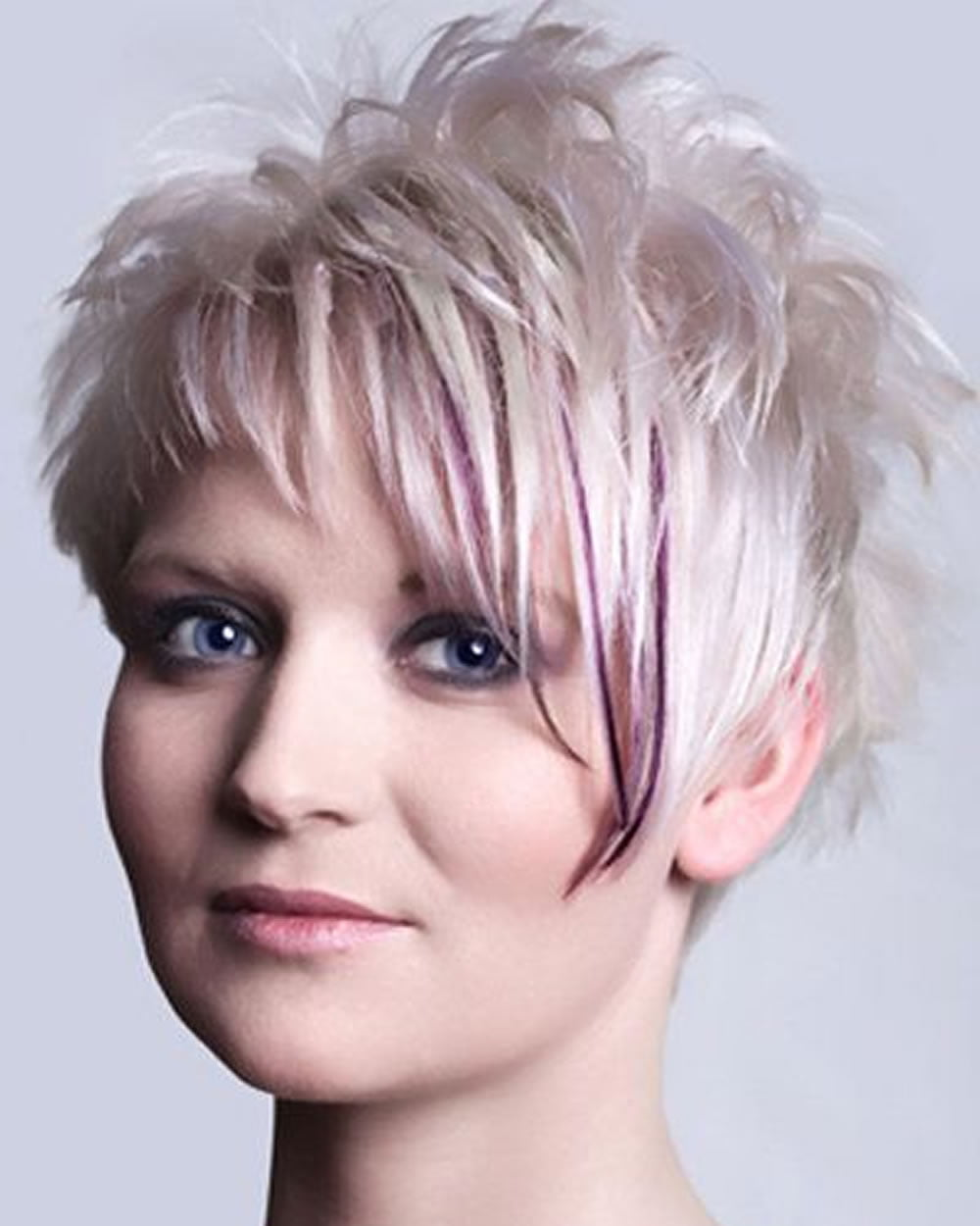 Haircut page for short hair (photo) 29