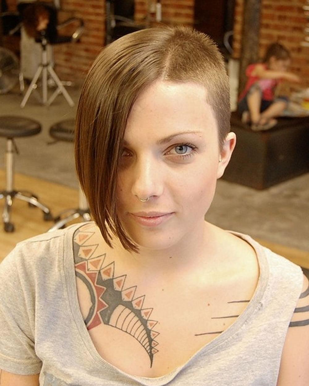 Asymmetrical Short Hair 2018 – 33 Haute Short Hairstyles ...