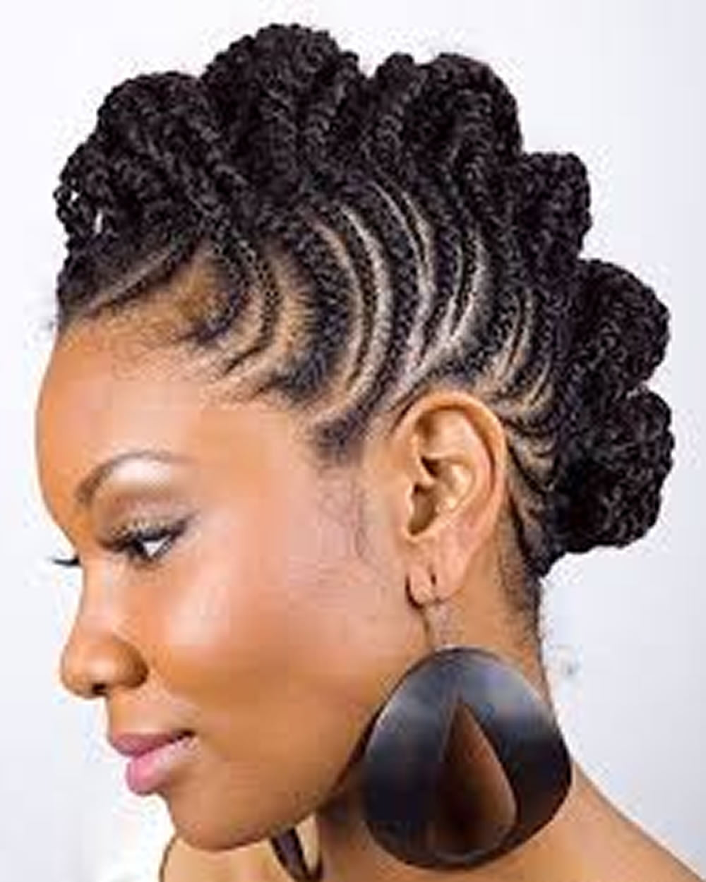 Cornrow Hairstyles For Black Women 2018 2019 Page 6