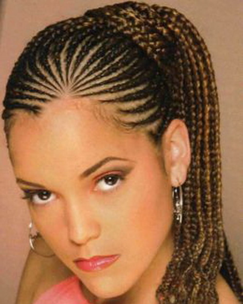 Cornrow Hairstyles for Black Women 2018-2019 - Page 2 - HAIRSTYLES