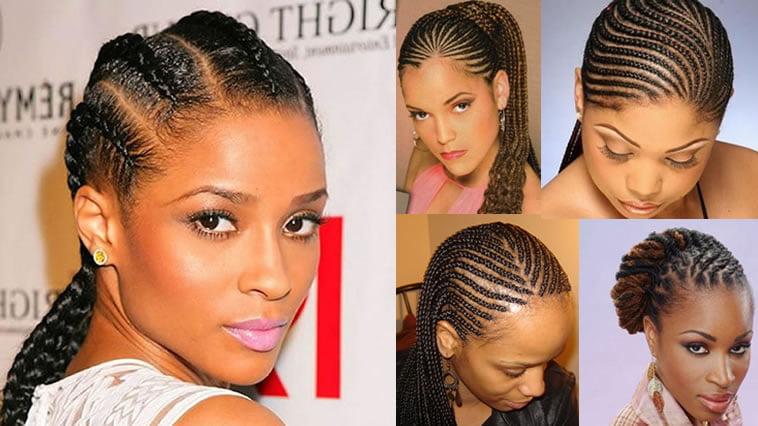 African Hair Braiding Styles 2019: Cornrow Hairstyles For Black Women 2018-2019