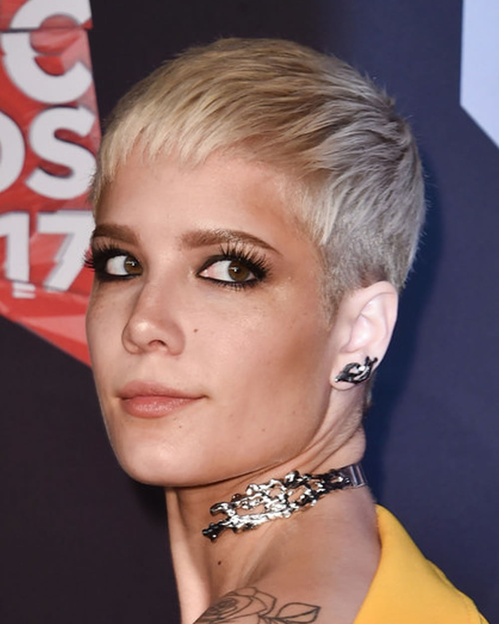 Very Short Pixie Haircuts for Fine Hair round faces 2018-2019 - HAIRSTYLES
