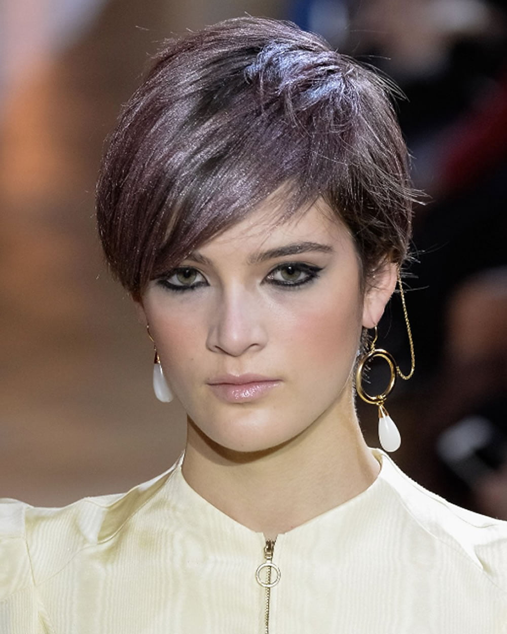 Pixie Haircuts For Fine Hair 2018 2019 Curly Wavy Straight Hair