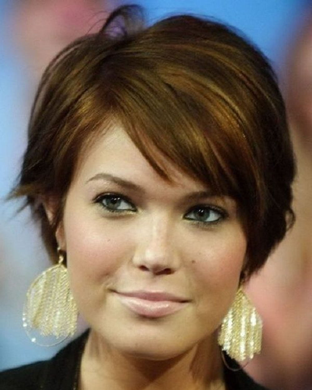 Pixie Hairstyles Fine Hair For Round Face 2018 2019 Page 5