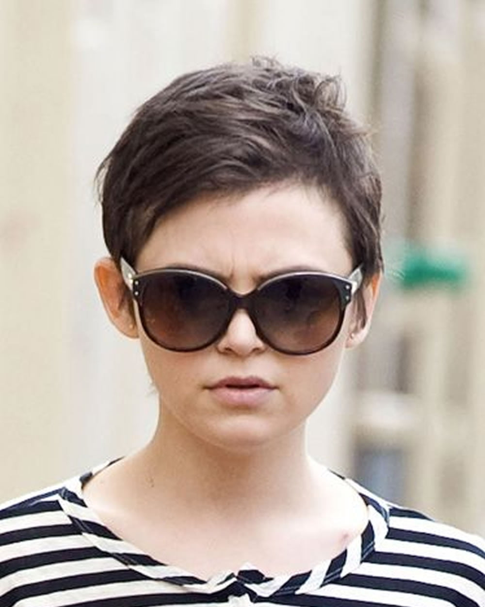 Pixie Hairstyles Fine Hair For Round Face 2018 2019 Page 3