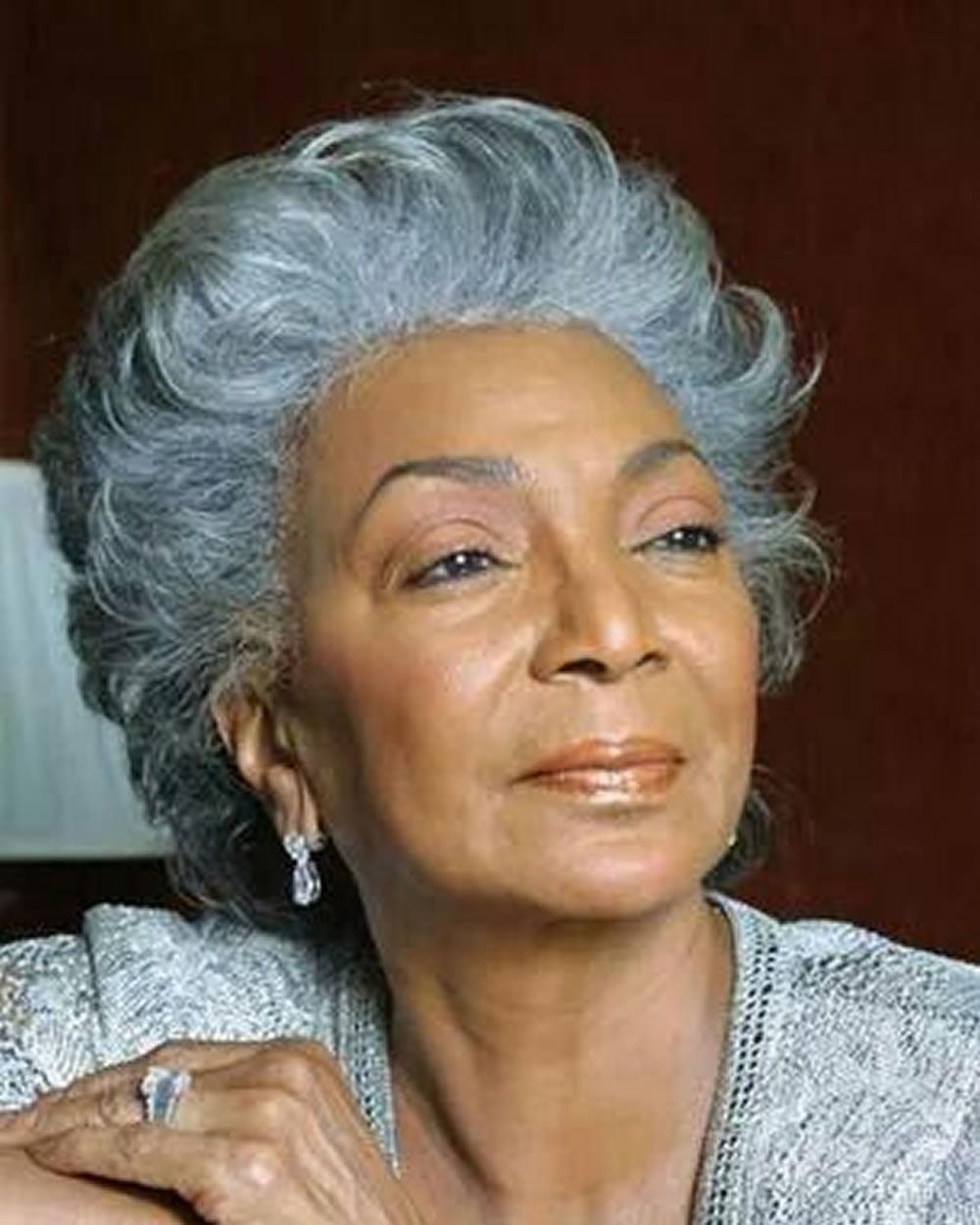 Short Haircuts Black Older Women Over 50 for 2018-2019 ...
