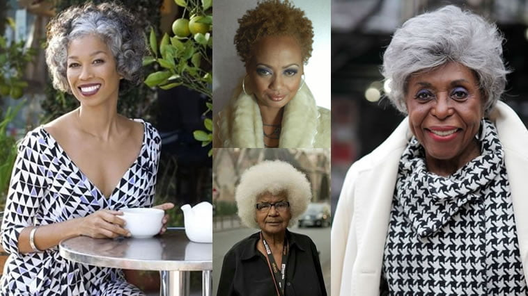 Short Haircuts Black Older Women Over 50 For 2018-2019