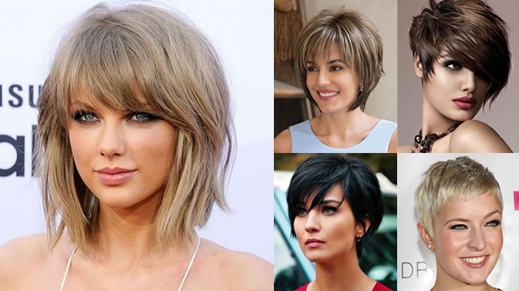 Hairstyles 2019 Older Female: Short Haircuts And Make-up Preferences For 2018-2019