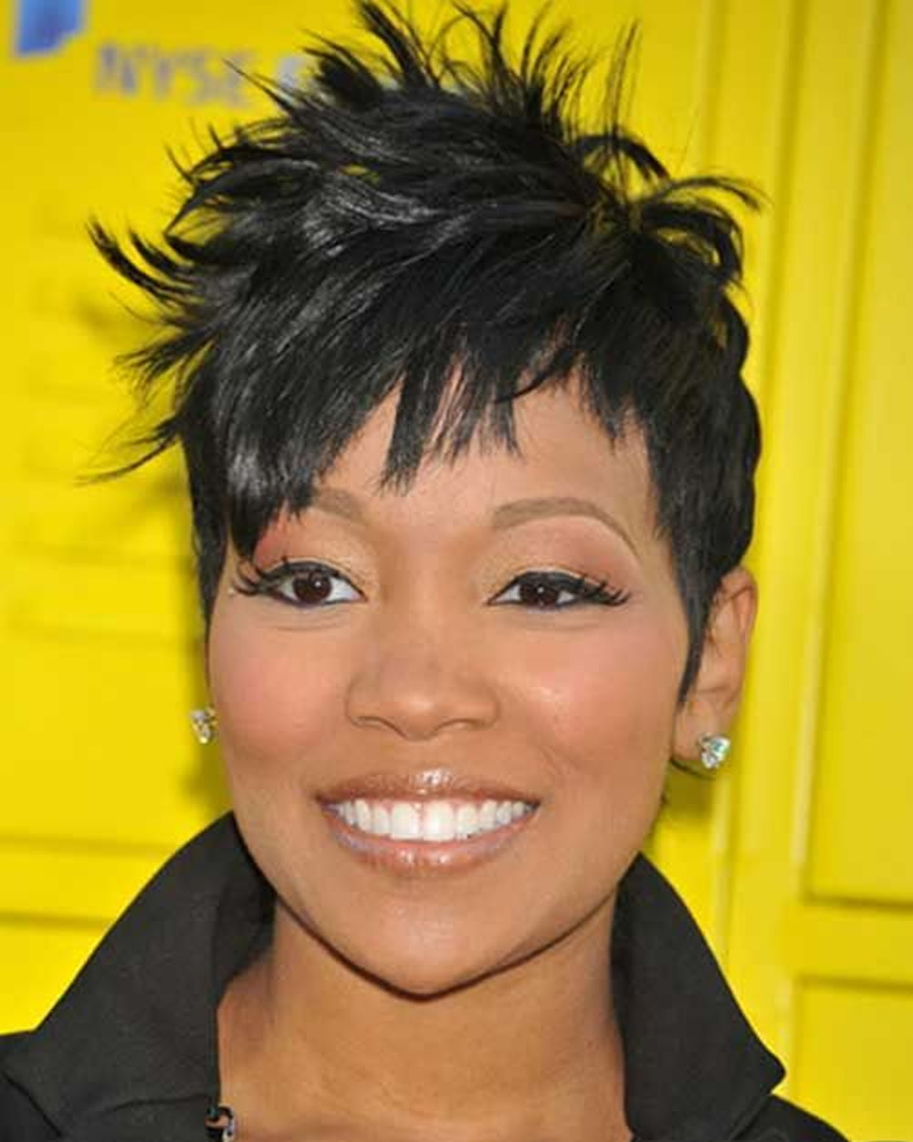 2018 Short Haircuts For Black Women Over 40 With Fine Hair Hairstyles