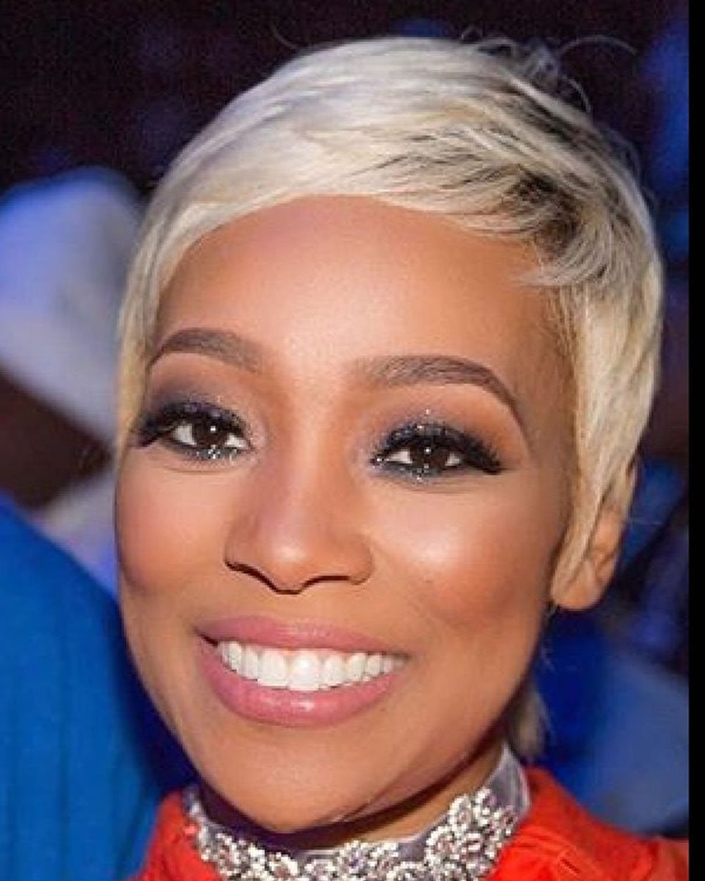 2018 Short Haircuts For Black Women Over 40 With Fine Hair