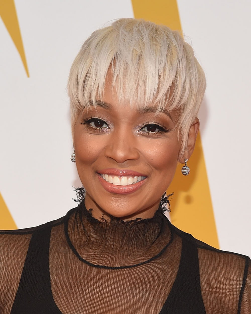 2018 Short Haircuts For Black Women Over 40 With Fine Hair Page 7