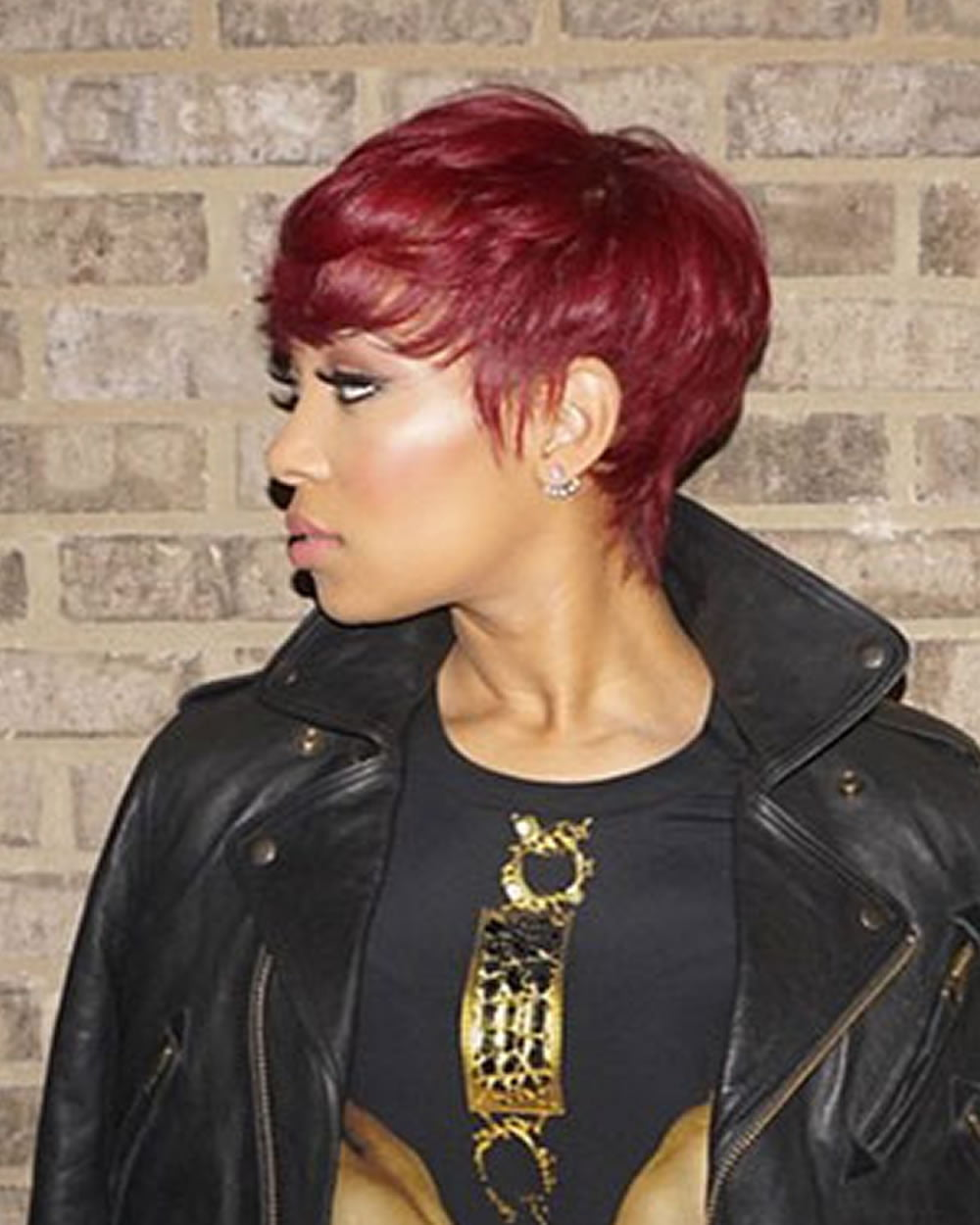 2018 Short Haircuts For Black Women Over 40 With Fine Hair Page 9