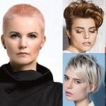 Short Hairstyles and Colors for 2018-2019