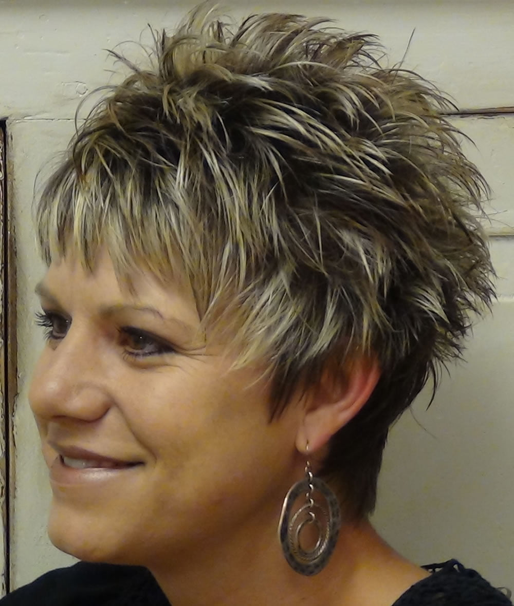 Short Spiky Haircuts Hairstyles For Women 2018 Page 7 Hairstyles