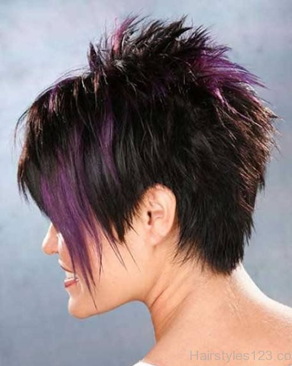 haircuts for short hair ladies spiky haircuts amp hairstyles for 2018 page 2 6199 | Short Spiky Haircuts Hairstyles for Women 2018 4