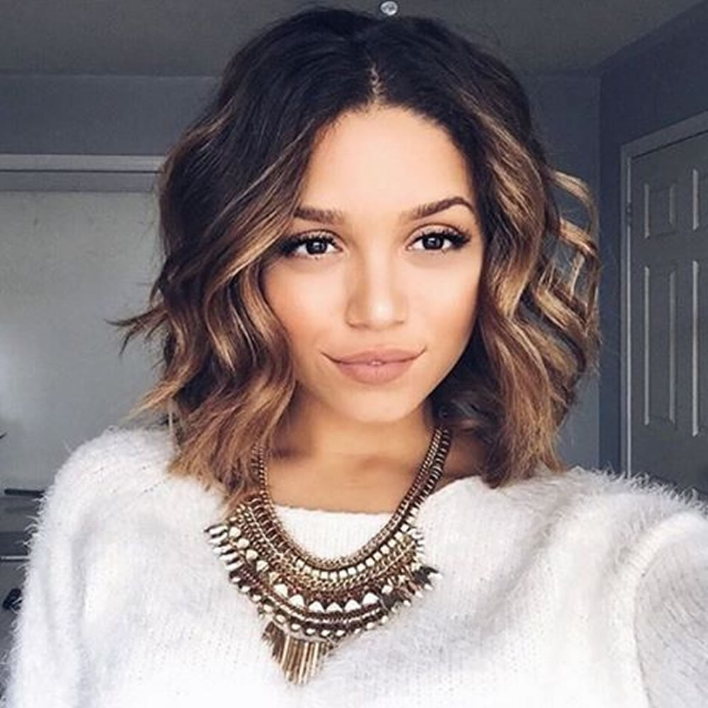 curly amp wavy short hairstyles and haircuts for ladies 2018