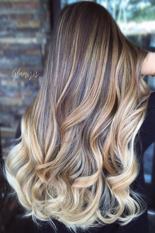 Balayage Hairstyle 2018 Hairstyles