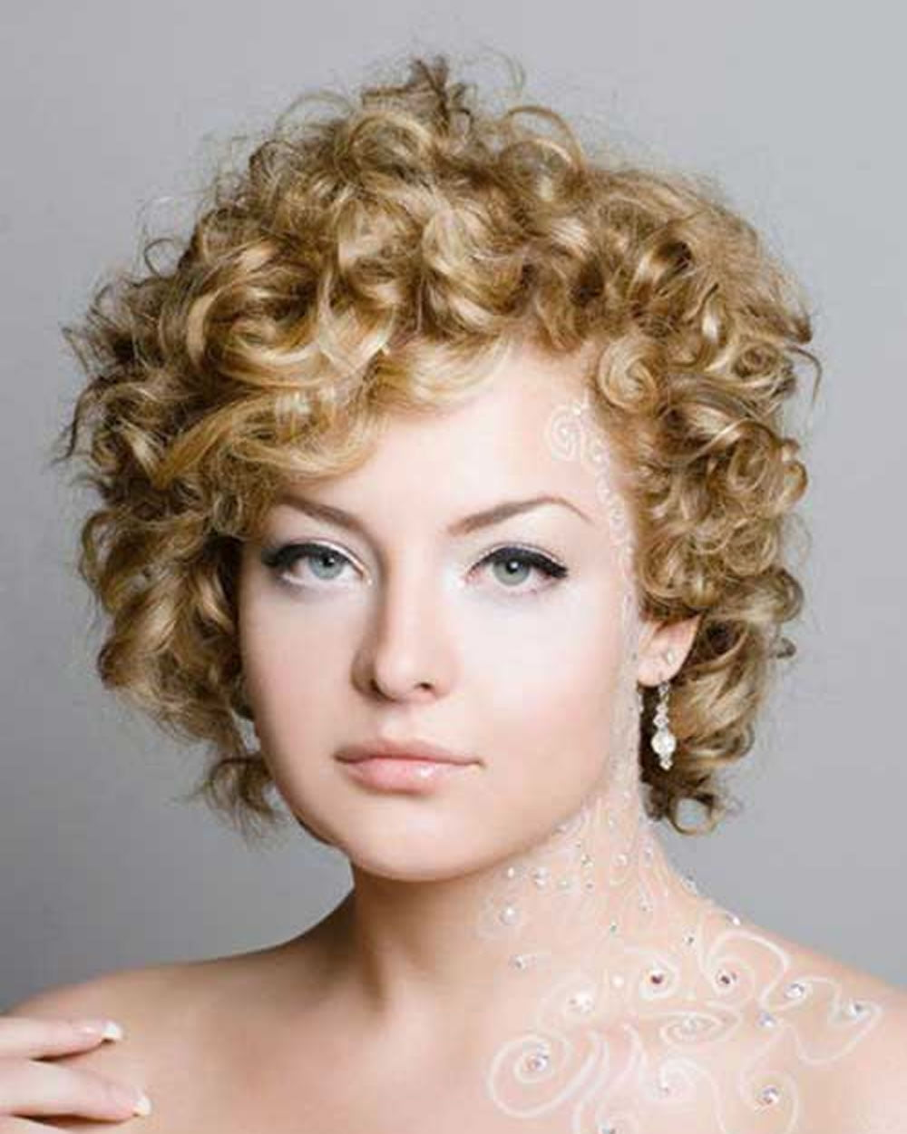 Permed Hairstyles For Short Hair Hairstyles