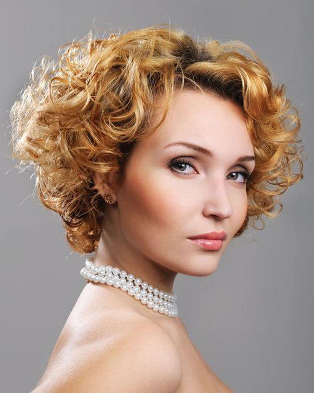 2018 Permed Hairstyles For Short Hair Best 32 Curly