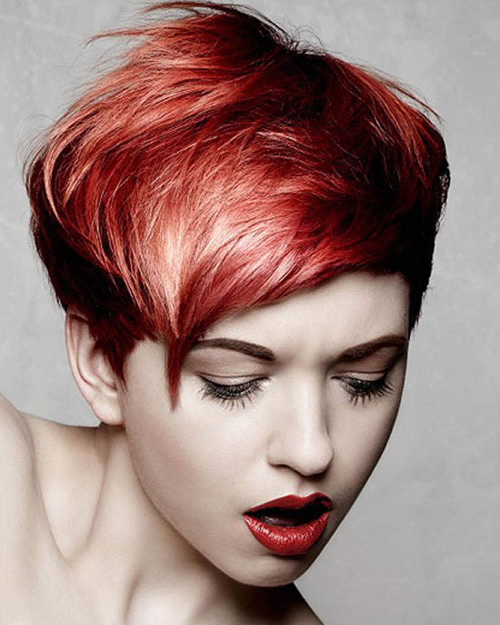 Short Haircuts 2018 Red Hairstyle Men