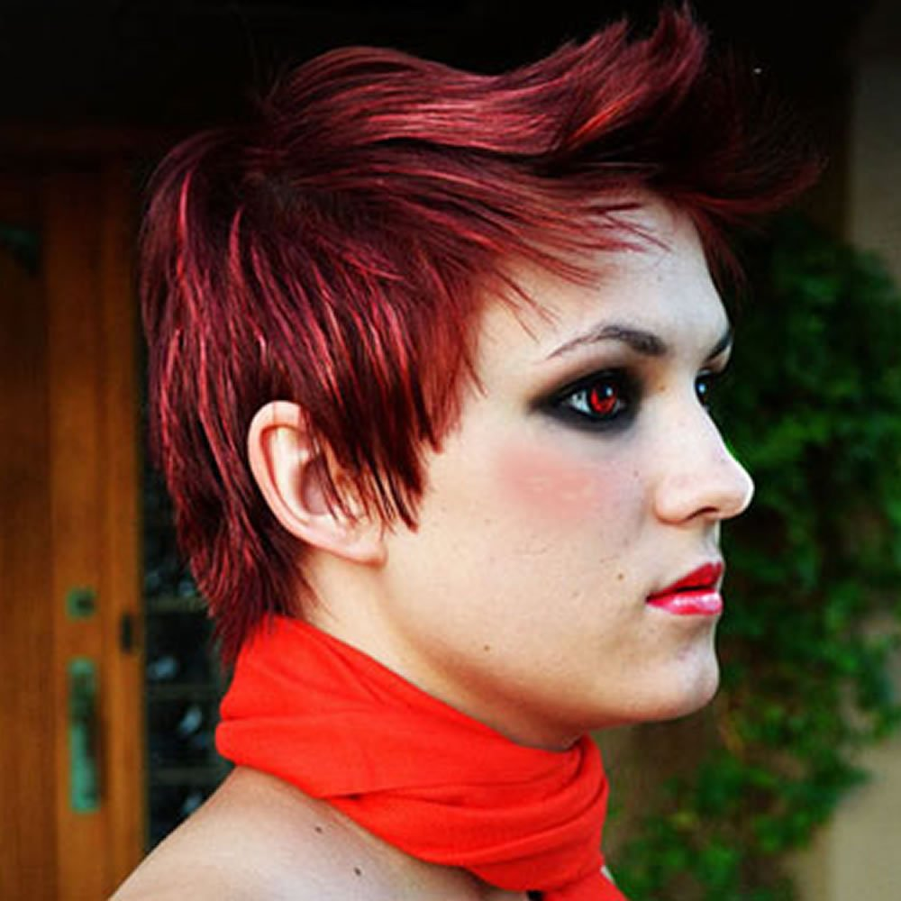 2018 red hairstyles � red short hair ideas amp colours for