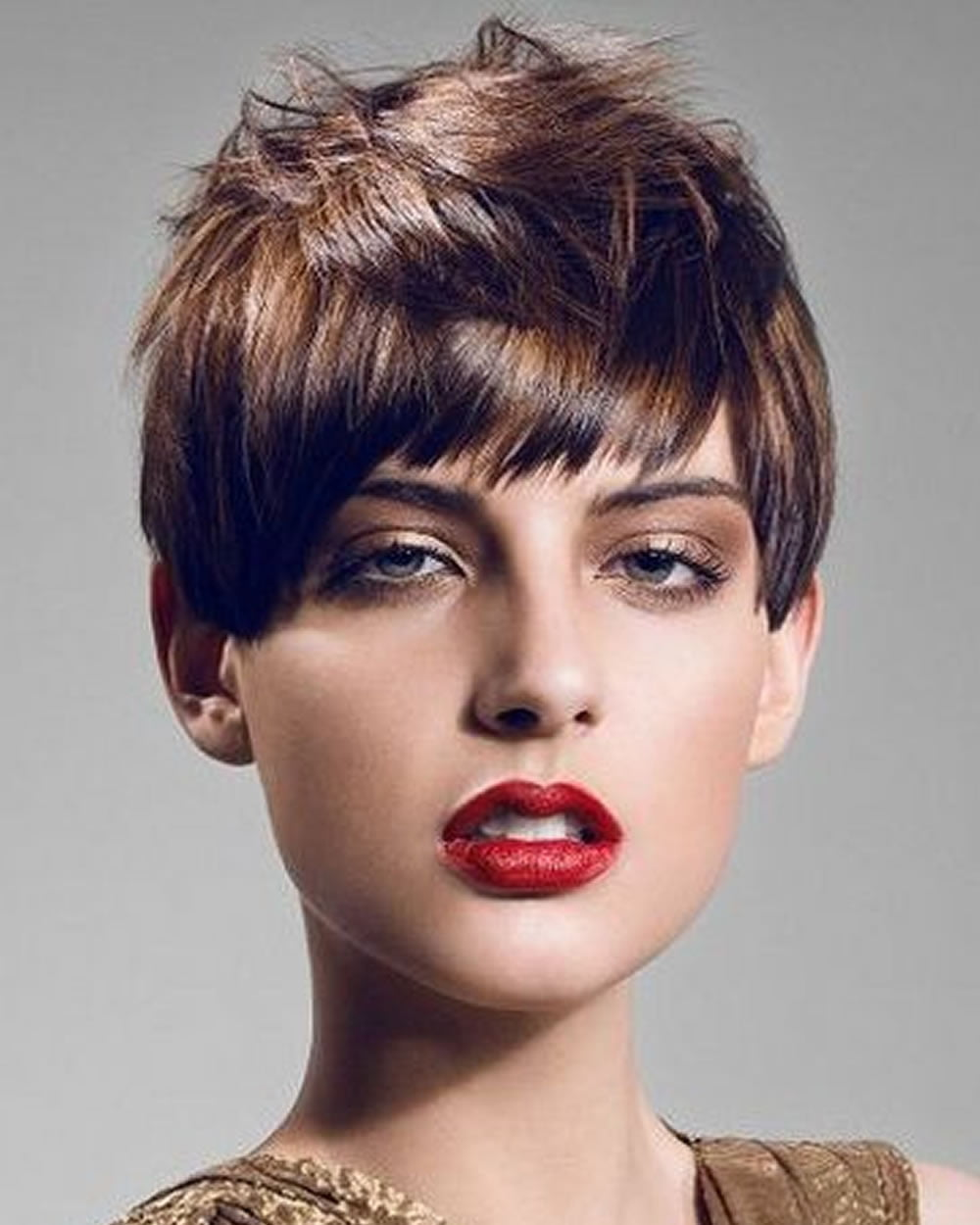 2018 Short Hair Ideas \u0026 Latest Hair Colors and Designs for Ladies \u2013 Page 5 \u2013 HAIRSTYLES