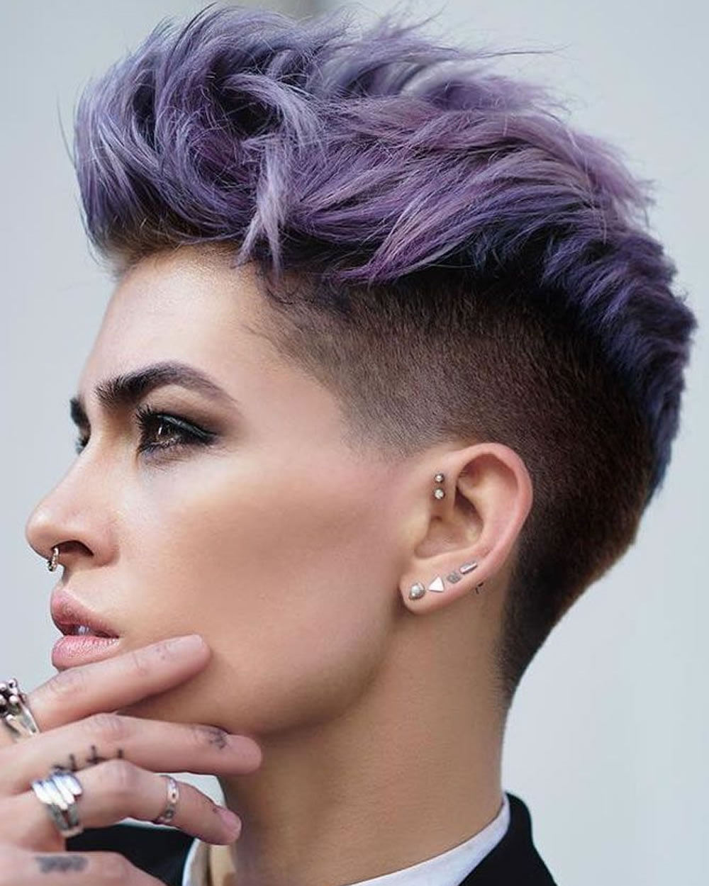 2018 Short Hair Ideas Amp Latest Hair Colors And Designs For