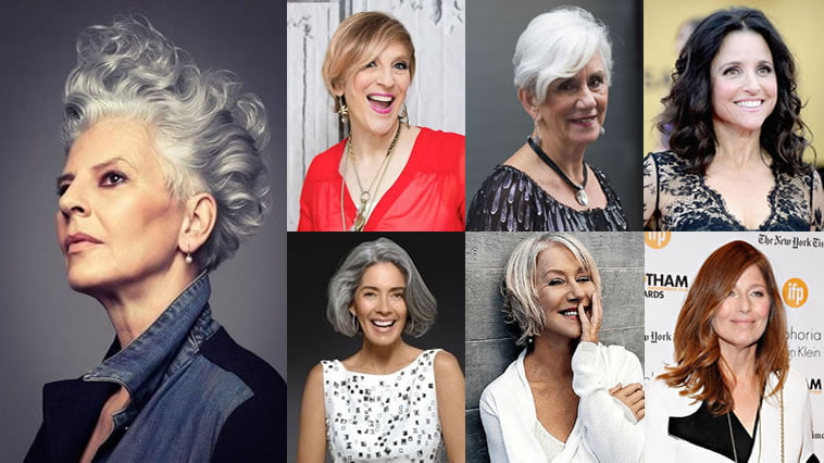 2018 S Best Haircuts For Older Women Over 50 To 60 Hairstyles