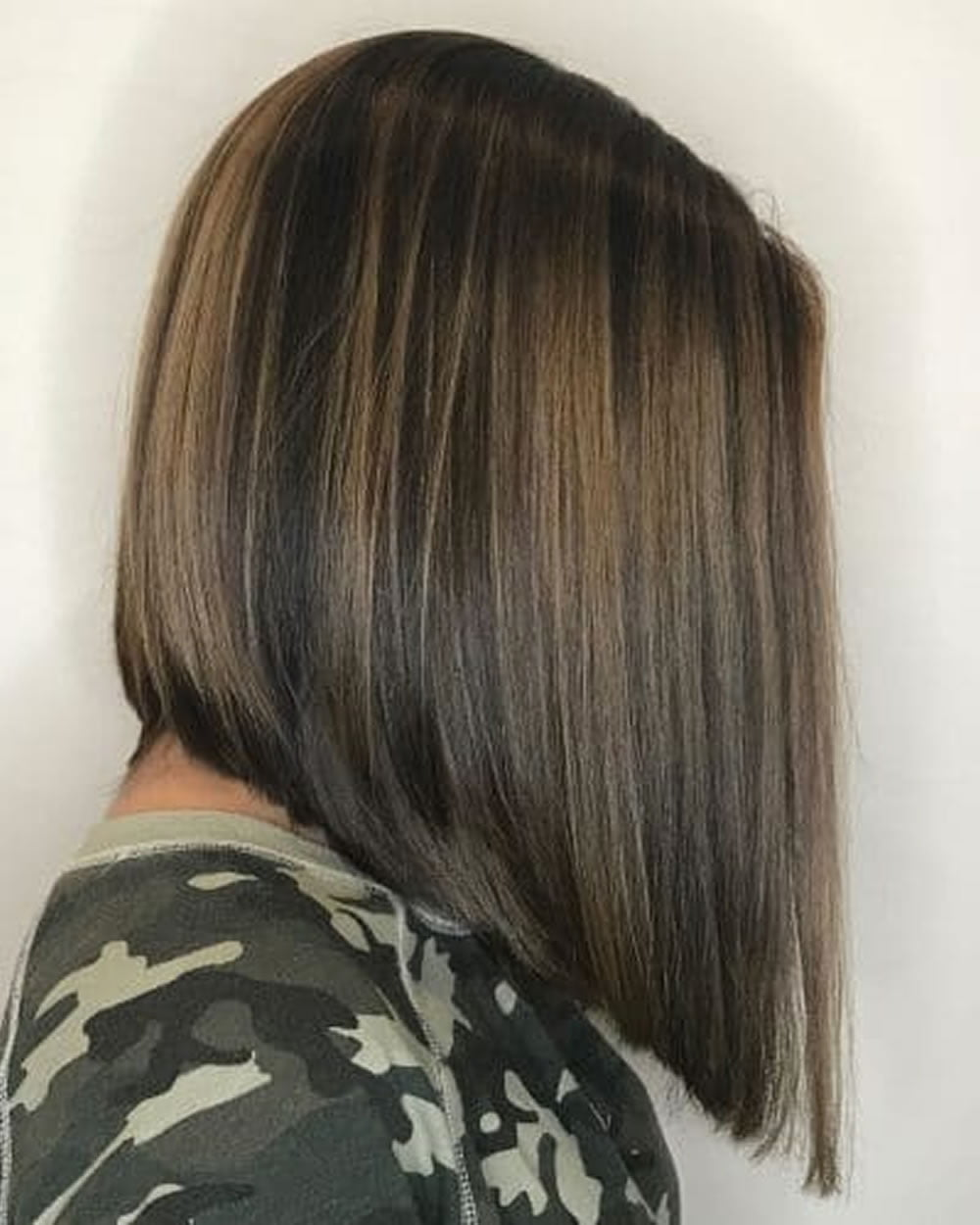 A Line Bob Haircuts Hair Colors For 2018 You Should See Now