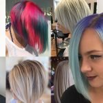 A-Line Bob Haircuts & Hair Colors for 2018