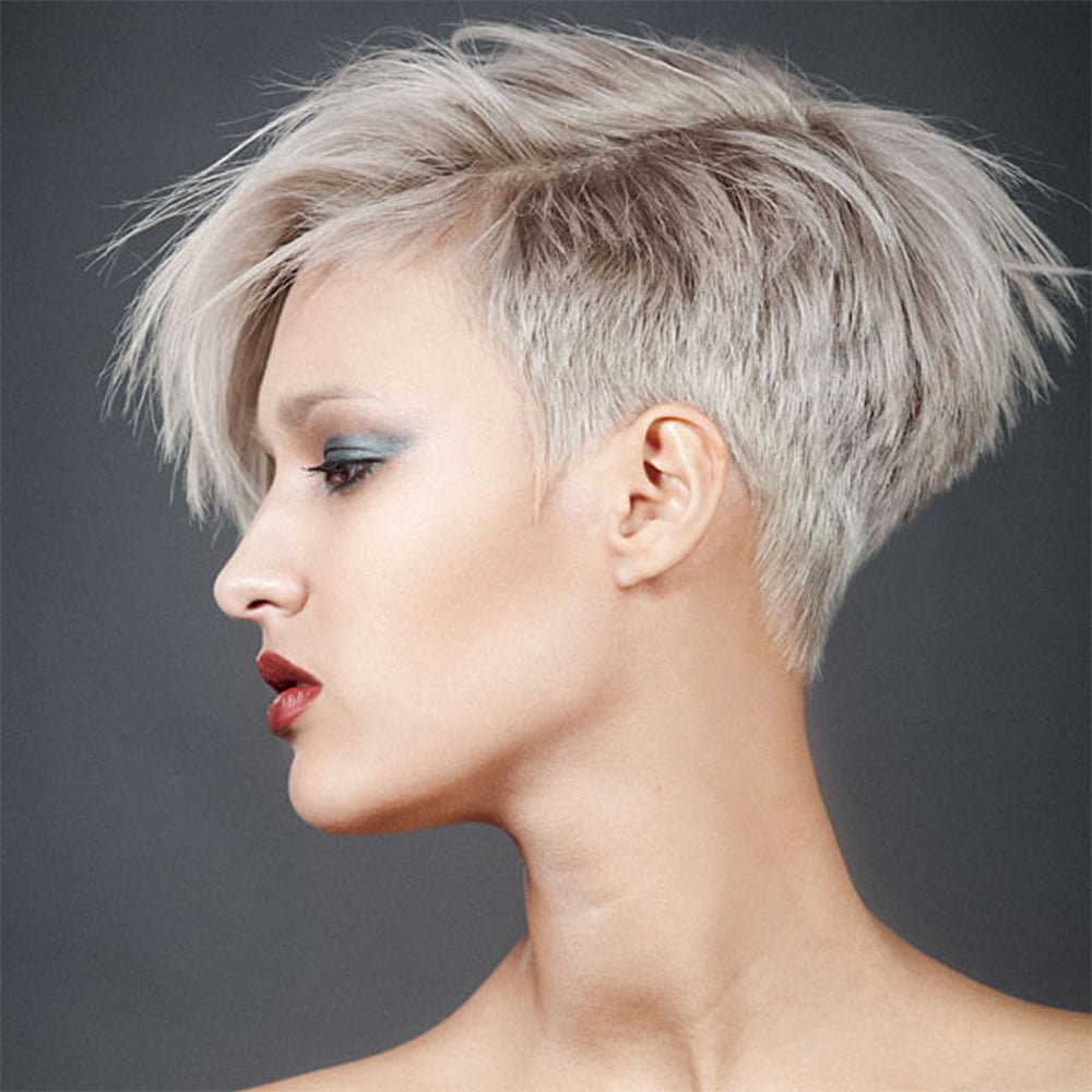 Short Curly Pixie Cuts 2017 - Best Hairstyle 2020