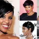 Feminine Pixie Hairstyles For Black Ladies 2018-2019 Afro American Short Hair
