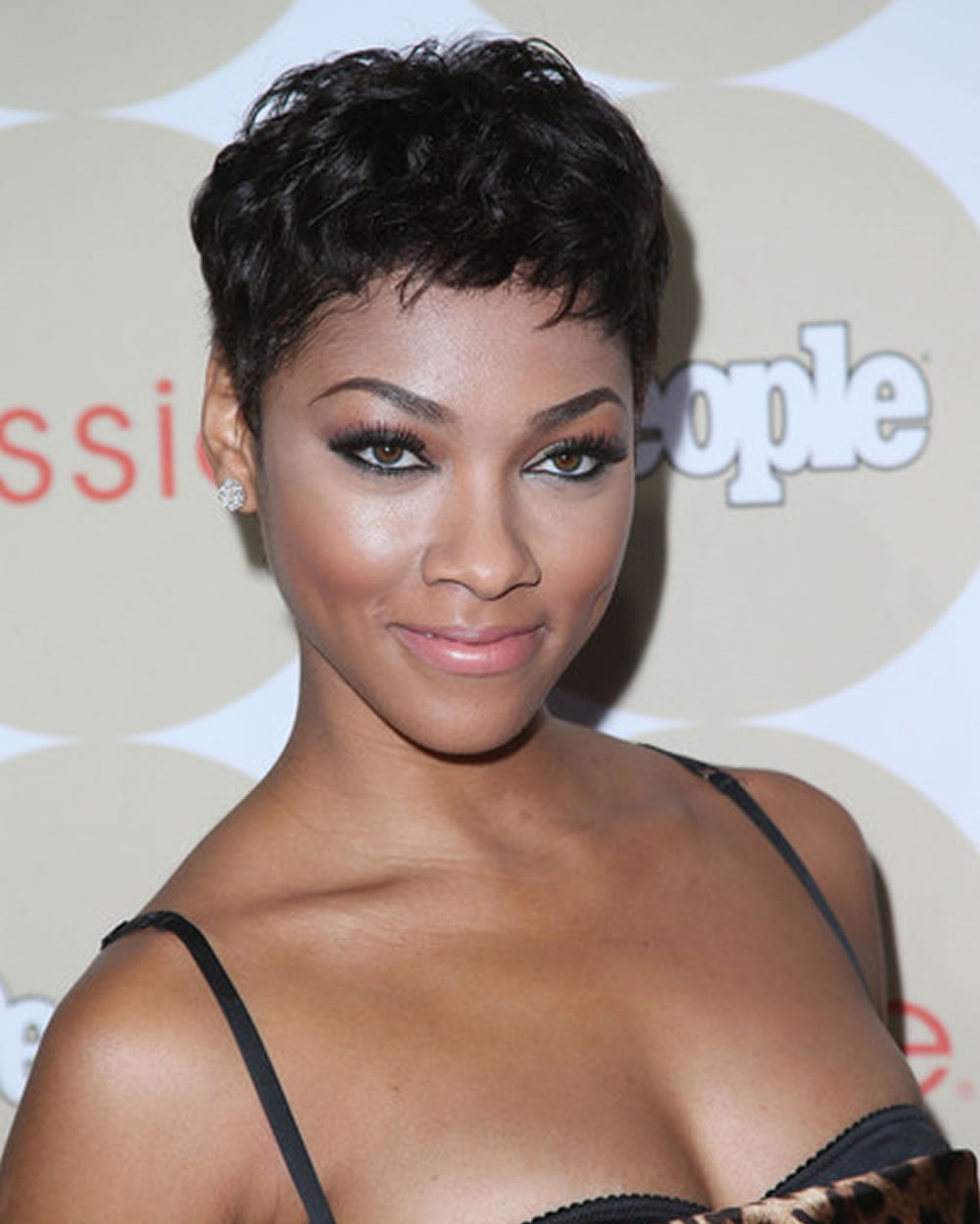 Feminine Pixie Hairstyles For Black Ladies 2018-2019 Afro ...