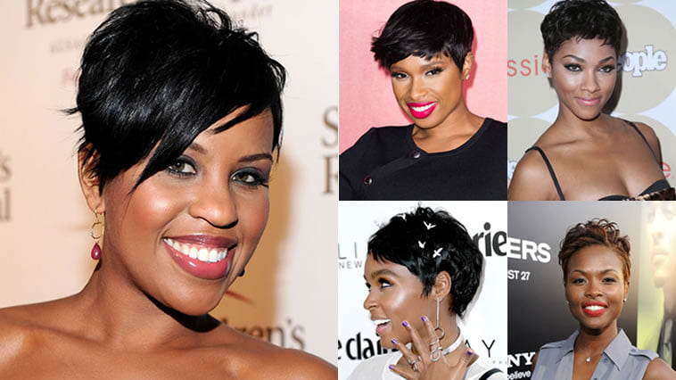 Feminine Pixie Hairstyles For Black Ladies 2018 2019 Afro American