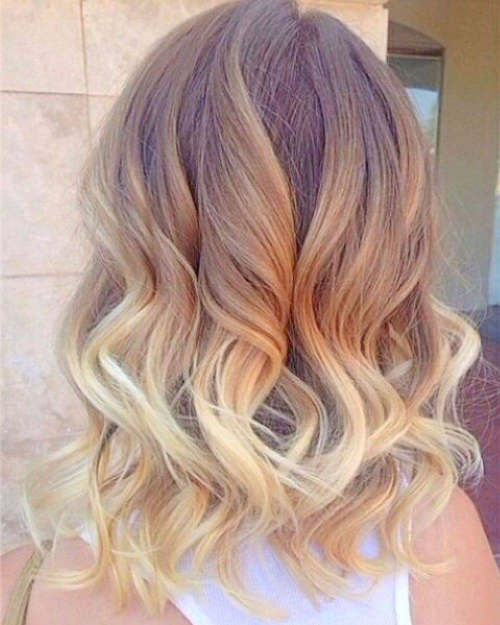 Ombre Colored Short Hairstyles for Summer 2018-2019 – Page 4 ...